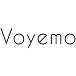 Voyemo logo black on white 150px 1